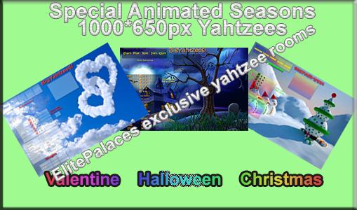 ElitePalaces Yahtzee Seasons