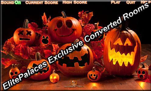 ElitePalaces Simon Says  Halloween